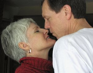 Image: Parents - A tender moment between Mom and Dad. Photo credit: the_franz