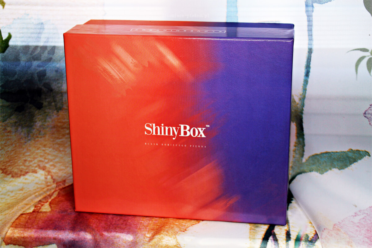 ShinyBox Maj 2018 - Get the new look