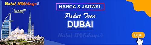 Jadwal dan Harga Paket Wisata Halal Tour Dubai Abu Dhabi