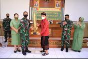 Dandim Klungkung Dipimpin Letkol Inf Suhendar Suryaningrat