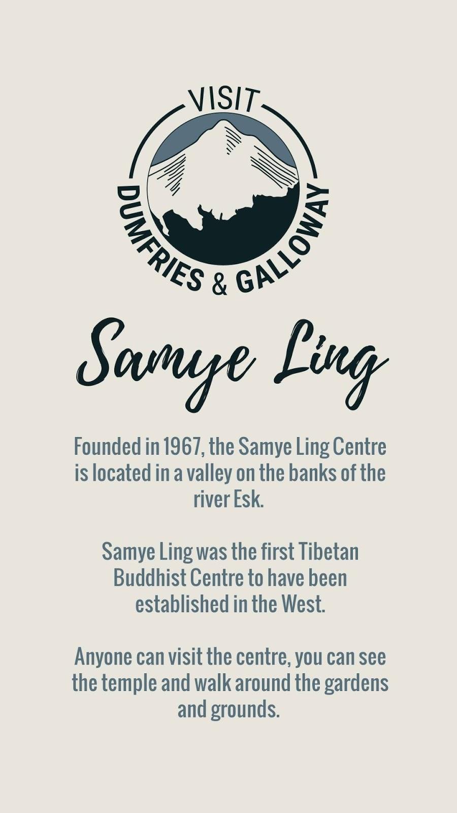 samye ling temple eskdale visit dumfries and galloway lockerbie