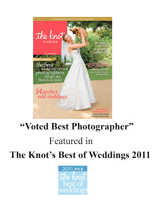 The Knot Magazine Award