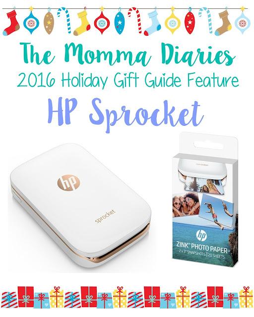 HP Sprocket Photo Printer, Holiday Gift Guide
