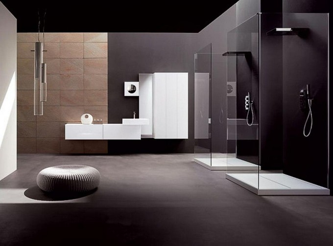minimalist modern black bathroom design ideas art home design ideas