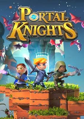 Capa do Portal Knights