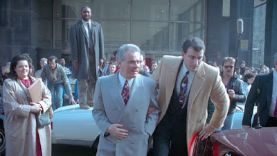 John Gotti and unidentified man