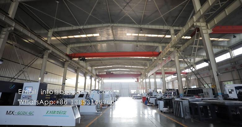 busbar processing center