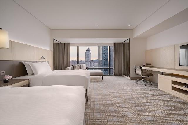 2021年Q3台灣萬豪、洲際、希爾頓酒店集團活動匯總