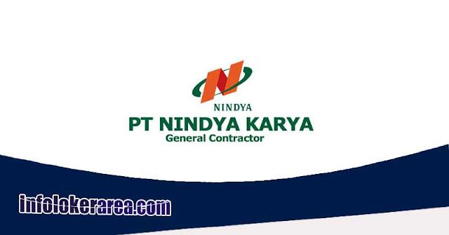 Lowongan Kerja BUMN di PT Nindya Karya