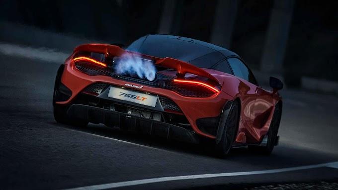 McLaren 765LT 2021 (lighter, faster, stronger)