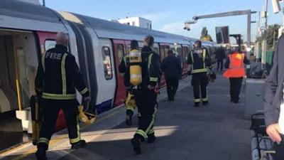 عاجل..تنظيم داعش يتبنى تفجير مترو لندن