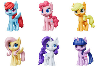 My Little Pony Pony Life Pony Friend Figures Wave 2
