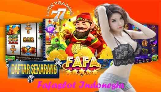 Fafaslot Indonesia Slot Online Fafa Slot deposit E-Money Pelayanan 24 Jam