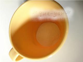栄養士直伝10倍粥レシピ☆米粉小さじ1を入れる。