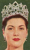 Empress Marie Louise France Emerald Diadem Tiara Nitot Shirley Harmon