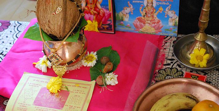 शुक्रवारची कहाणी - श्रावणातल्या कहाण्या | Shukravarchi Kahani - Shravanatalya Kahanya