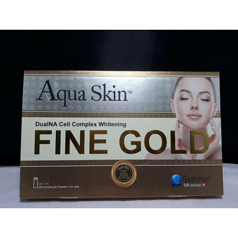 Aqua Skin Fine Gold