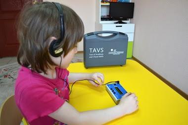 TAVS (тест слуховых и зрительных навыков)