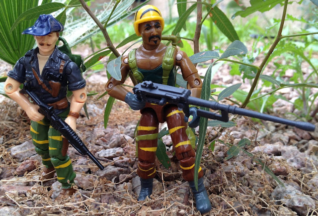 1988 Tiger Force Roadblock, Recondo