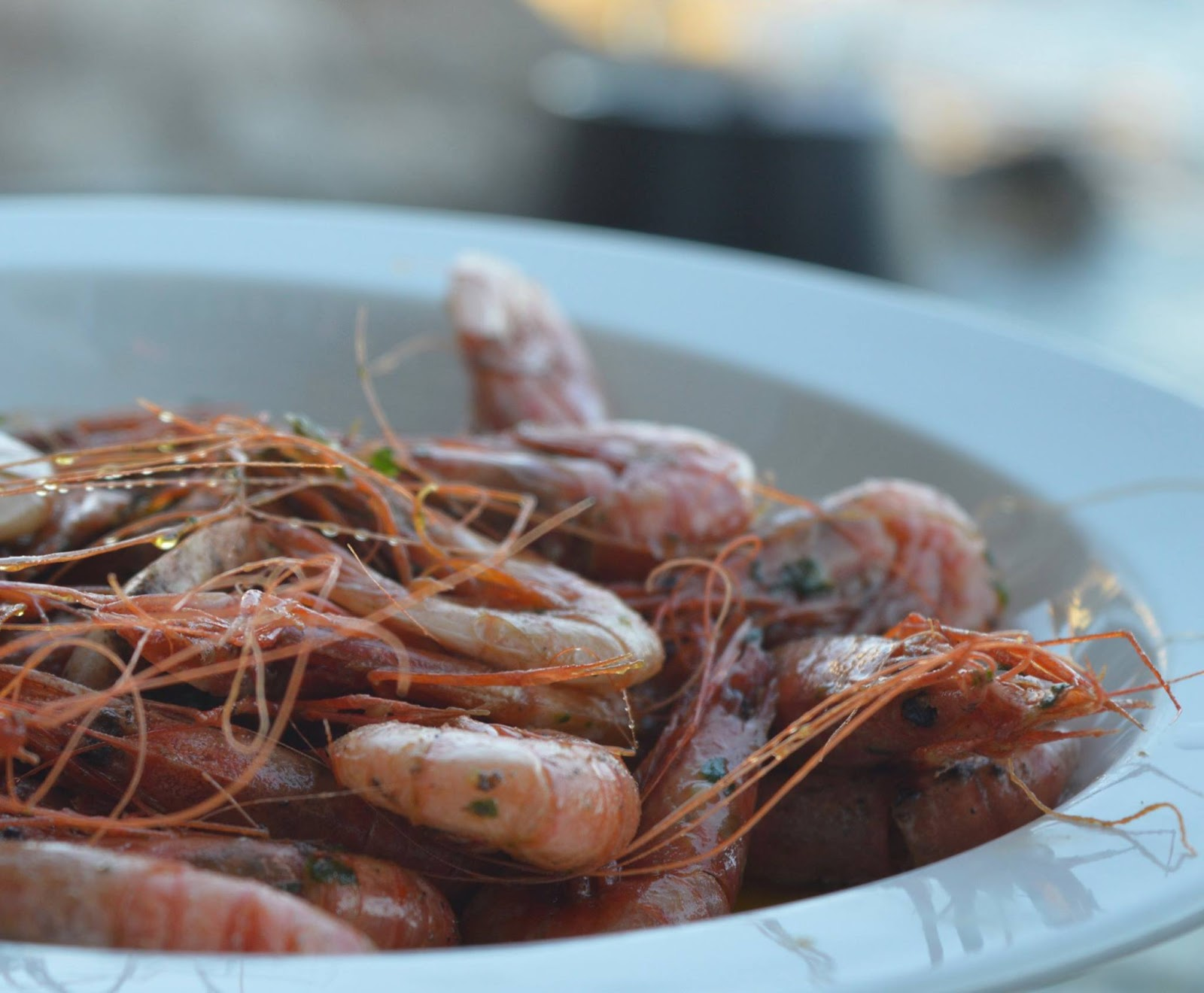 A Dad's Top 10 Holiday Essentials #MarkWarnerDad - Prawns
