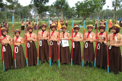 Kumpulan Permainan dan yel-yel Pramuka Indonesia