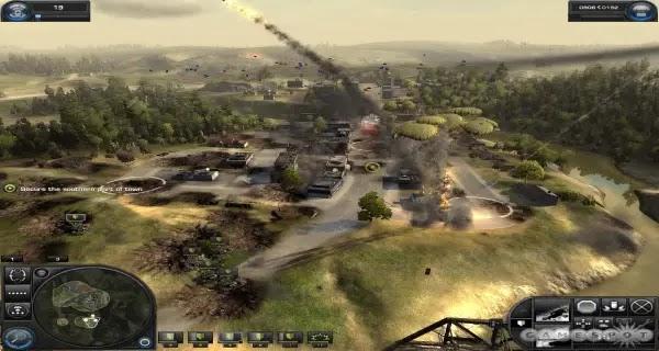 game strategi perang pc offline