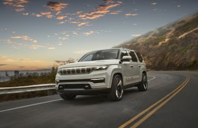 2021 Jeep Grand Wagoneer Review