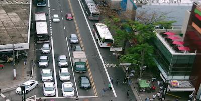 câmera ao vivo da avenida paulista