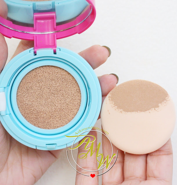 a swatch photo of Cathy Doll AA Automatic Aura Cushion