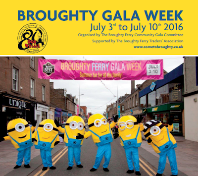Broughty Ferry Gala Week 2016