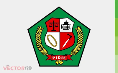 Kabupaten Pidie Logo - Download Vector File CDR (CorelDraw)