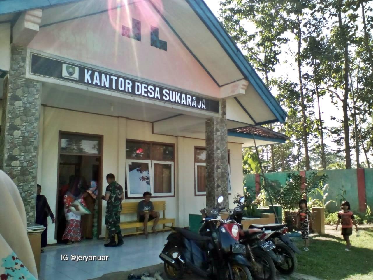 Kantor Desa Sukaraja, Kab. Sumedang