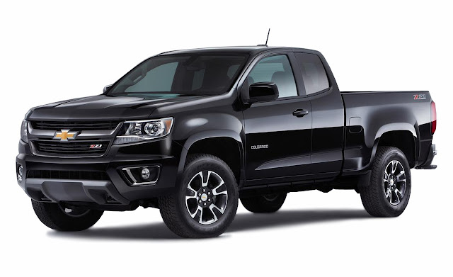2015 Chevrolet Colorado Price and Review