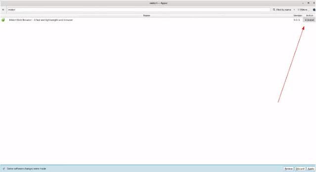 Cara Menggunakan KDE Apper di Linux-1