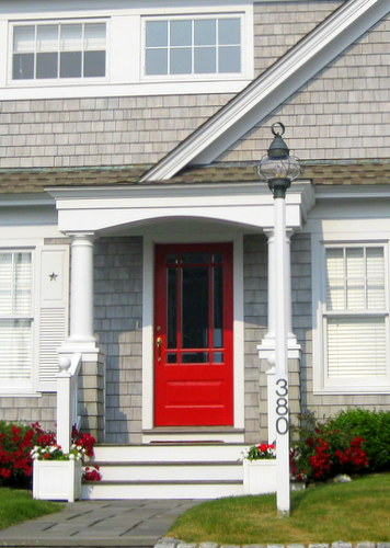 Diy Home Staging Tips Curb Appeal The Front Doors Of Summer