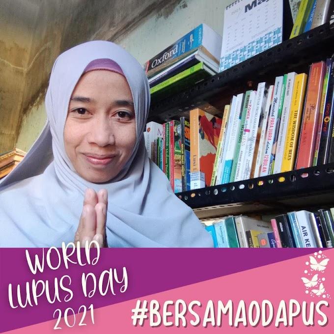 #BERSAMAODAPUS, Sebuah Kampanye Kepedulian Untuk Penyandang Lupus