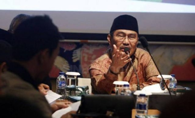 Sejumlah Undang-Undang Tak Ditandatangani Presiden: Jimly: Ini Politik Pencitraan