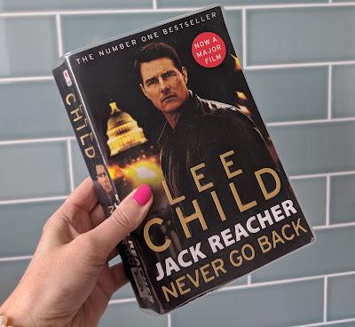 Book Review Book Series Jack Reacher