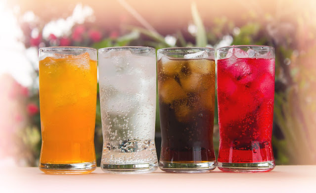 2.Carbonated Drinks