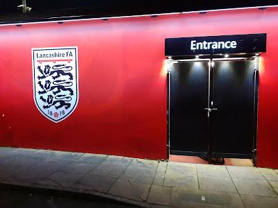 Lancashire FA - County Ground - Leyland