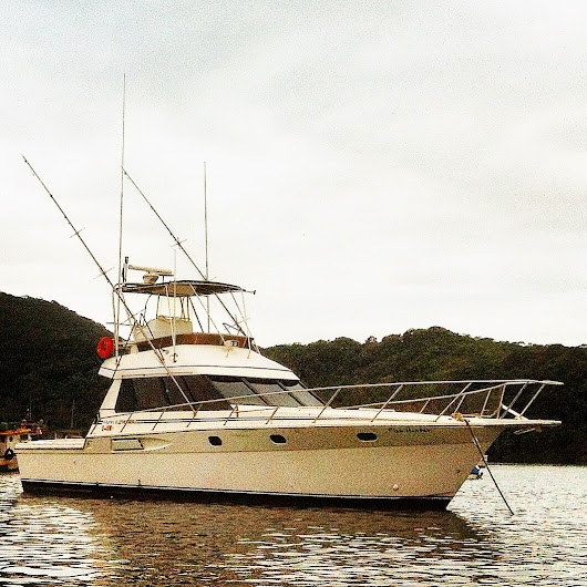 Mares Hunter 45, REFIT SET.2014