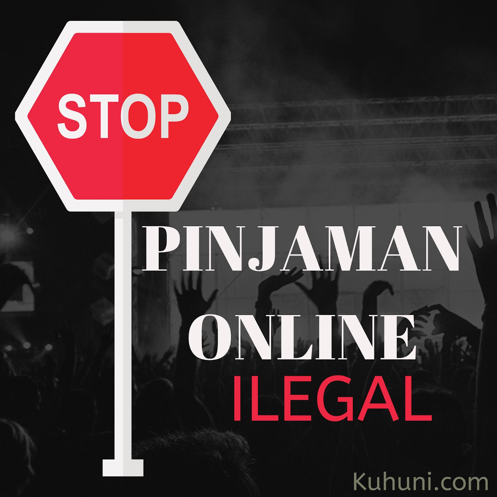 Awas Pinjaman Online Ilegal Berkedok Koperasi Kuhuni