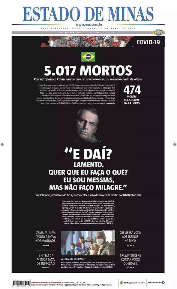 """Lixo humano! Psicopata insano! Um homem sem empatia ou compaixão por seus semelhantes.O Brasil precisa a """"Besta""""!"""