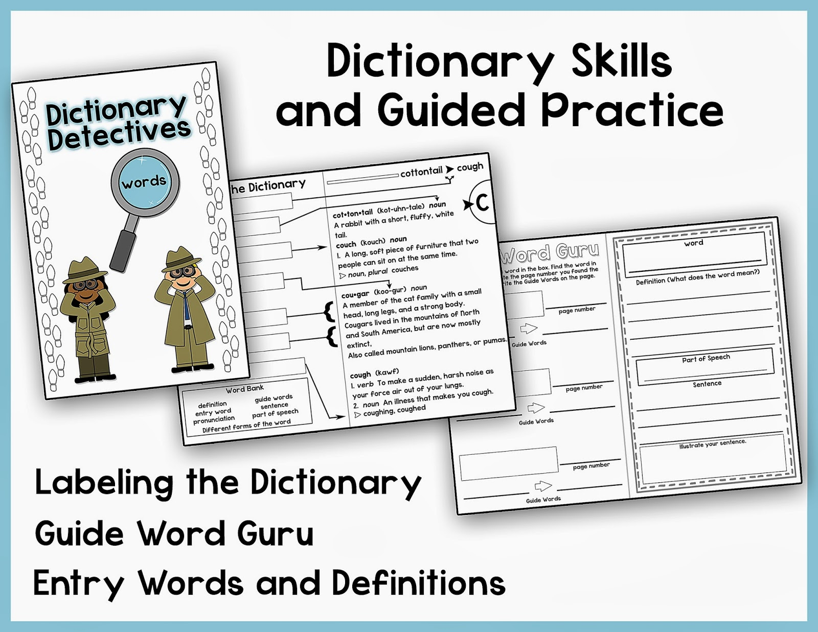 Simply Skilled In Second Dictionary Skills Made Easy