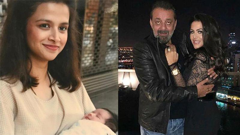 sanjay dutt trishala dutt richa sharma