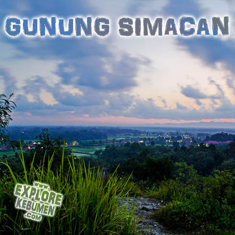 Gunung Simacan