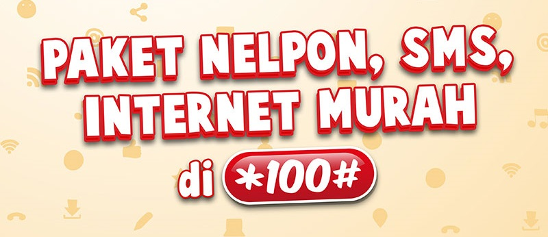 Paket Internet Murah Kartu As Bulanan