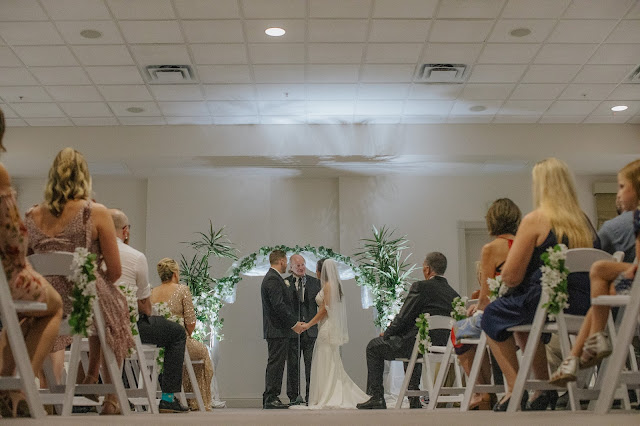 westin cape coral wedding ceremony