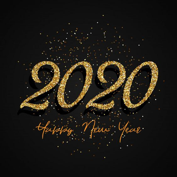 Happy New Year 2020! Weekly Favourites 1/2020