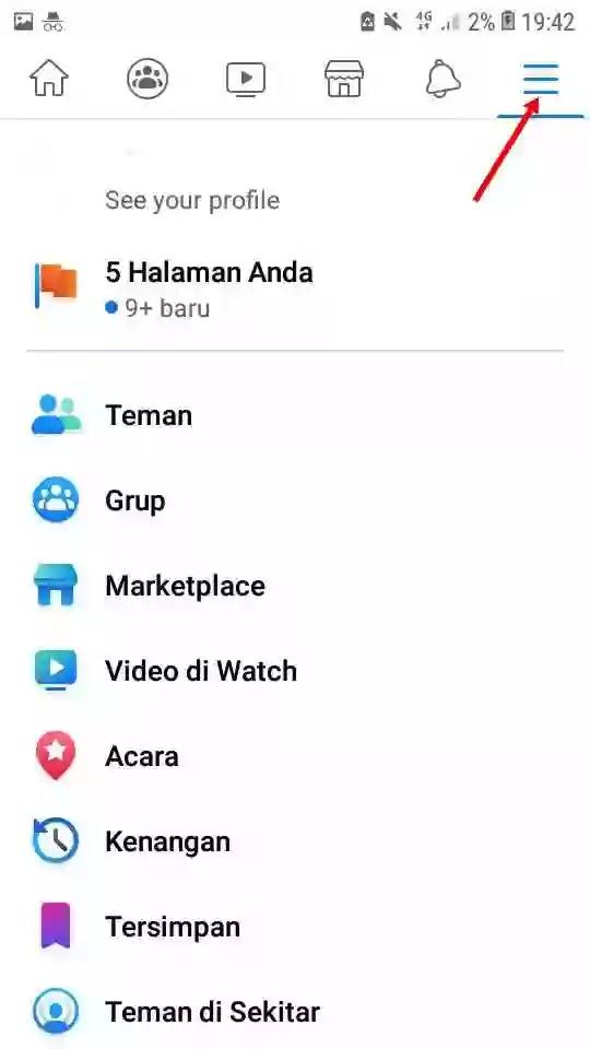 Cara Mengganti Bahasa di Facebook Lewat HP dan Laptop